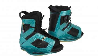 2014 Ronix Halo Boot – Metallic Peacock