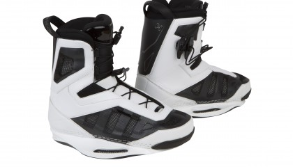 2014 Ronix Parks Boot – Arctic White / Vader