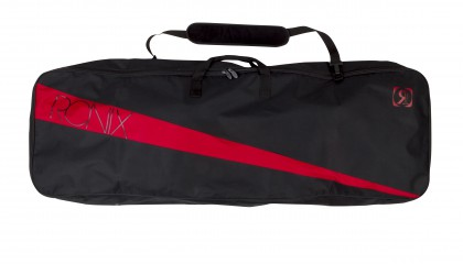 2014 Ronix Collateral Non-Padded Board Bag (Black/Caffeinated) Wakeboard Bag