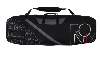 2014 Ronix Squadron Half Padded Board Bag (Black/Caffeinated) Wakeboard Bag