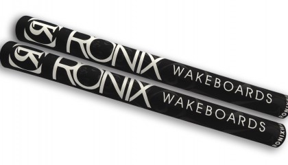 2014 Ronix Trailer Boat Guides – Black / White