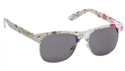 Shredder – White/Floral