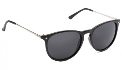 Mikey Taylor 2 – Black/Silver Polarized